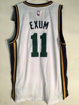 Adidas Swingman 2015-16 Jersey Utah Jazz Dante Exum White sz XL - $19.79
