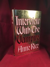 Interview With The Vampire by Anne Rice 1997 later printing, fine in jac... - $26.95
