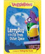 Larryboy and the Fib from Outer Space (Revised 15 Art) [DVD] - $5.94
