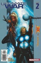 Ultimate War #2 [Comic] [Jan 01, 2003] Mark Mil... - $5.99