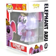 Funko Pop! Disney Aladdin Elephant Abu #478 Vinyl Action Figure IN STOCK NIB image 2