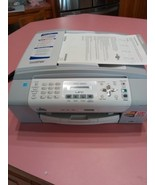 Brother MFC-290C Color Inkjet Multifunction Center With manual - $306.90