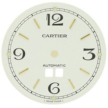 Cartier Pasha C Big Date 26 mm White Dial for 35 mm Midsize Unisex Watch - $199.00