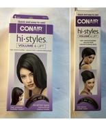 Conair Hi Styles Hair Volume builder & Lift Insert NIB Hair Volumizer Clip - $9.49
