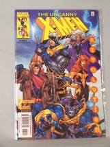 Marvel 381 The Uncanny X-Men - Revolution - $2.53