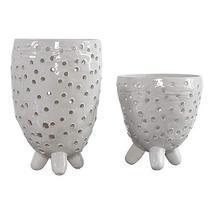 2-Pc Milla Mid-Century Modern Vase Set - $286.00
