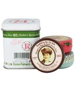 Rosebud Three Luscious Layers Set Mocha, Brambleberry, Menthol - $17.31