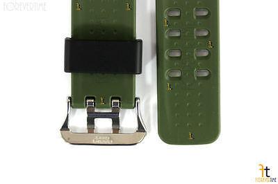 CASIO G-SHOCK Mudmaster GG-1000-1A3 Original GREEN Rubber Watch Band Strap