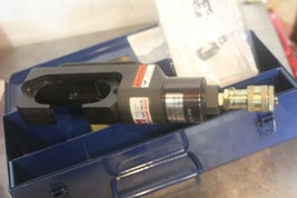 Huskie cable end crimper hydraulic model EP610H - $589.00