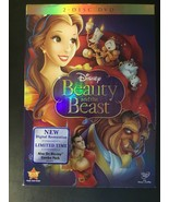 Beauty and the Beast (DVD, 2010, 2-Disc Set) - $7.36