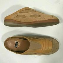 Stuart Weitman Shoes Womens 6 B Tan Slip On - $14.70