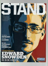 Stand - Summer 2014 - Edward Snowden, Moscow, Religion vs State, Patriot... - $1.35