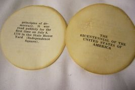 1976 Bicentennial of US Independence  Park Coin image 5