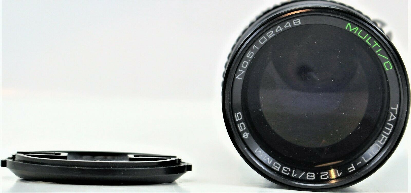Tamron Multi C F 1:2.8 135mm Camera Lens for Nikon AI With Soft Case image 3