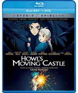 Howl's Moving Castle (Blu-ray + DVD) - $15.95