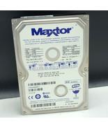 MAXTOR INTERNAL HARD DRIVE 4D040H2 USA EH011013267 CE MAXLINE PLUS II N256 - $29.65