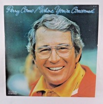 "Where You're Concerned by Perry Como 1978 RCA AFL1-2641 12"" VINYL Record - $16.00"