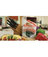 RADA CUTLERY/CQ PRODUCTS 400 Calorie Dinners COOKBOOK (7104) - $10.38