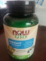 Now Pets Weight Management For Dogs 90 Chewable Tablets - $35.16