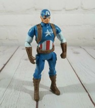 "CAPTAIN AMERICA 6"" HARD-TO-FIND 2016 MARVEL AVENGERS ACTION FIGURE RARE ... - $9.39"