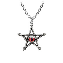 Red Curse Pendant by Alchemy Gothic - $24.00