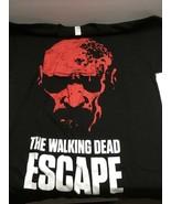 """Walking Dead """"ESCAPE 2014 Tour"""" Size M Medium T-Shirt - $18.95"""