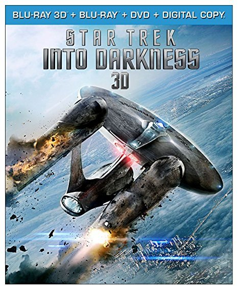 Star Trek Into Darkness [3D + DVD + Blu-ray]