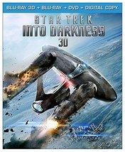 Star Trek Into Darkness [3D + DVD + Blu-ray]