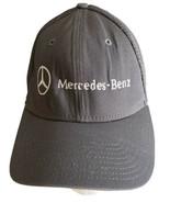 New Era 39THIRTY Tech Mesh Cap Size S/M Mercedes-Benz Gray Hat Manheim D... - $16.66