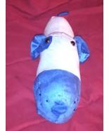Kellytoy 12 inch plush blue dog - $10.00