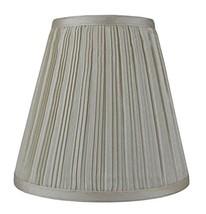 Urbanest Hardback Empire Lamp Shade 5-inch by 9-inch by 8.5-inch, Cream ... - $17.81
