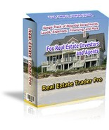 Real Estate Trader Pro for Agents and Investors - $19.97