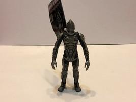 "Bandai 2005 Final Wars X Seijin 6"" Alien Action Figure Godzilla w/ Tag - $25.00"