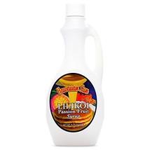 Hawaiian Sun Lilikoi Passion Fruit Syrup 15.75-ounce