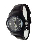 Casio HD MW600F-1AV Men's Watch Black Resin Black Dial 10 Year Battery W... - $28.04