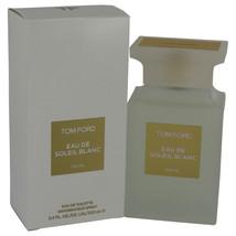 FGX-540649 Tom Ford Eau De Soleil Blanc Eau De Toilette Spray 3.4 Oz For... - $295.89