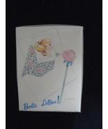 "Vintage Barbie Licensed Product Miniature ""Barbie Letters!"" in Excellent... - $28.04"