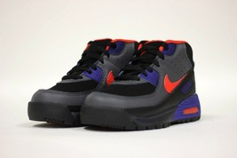 Nike Toddlers' Little Max '90 Boot (TD) NEW AUTHENTIC Black/Grey 317217-062 - $39.99