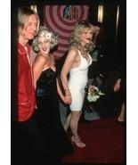 1995 DREW BARRYMORE & COURTNEY LOVE Original 35mm Slide Transparency - $12.69