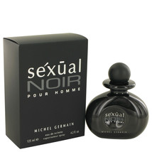 Sexual Noir by Michel Germain Eau De Toilette  4.2 oz, Men - $62.29