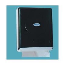 Slimroll White Hard Roll Hand Paper Towel Dispenser   black - $27.07