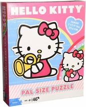Pressman Hello Kitty Pal Size Puzzle - $9.74