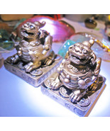 Haunted PI YAO XIU ASIAN WINGED LIONS TRANSFORM FORTUNE MAGICK  WITCH Ca... - $77.77