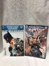 DC Universe Justice League Of America Comic Books Lot Of 2 - $7.91