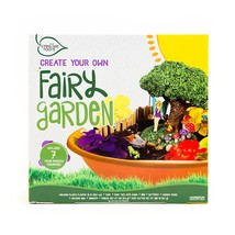 Creative Roots Create Your Own Fairy Garden by Horizon Group USA - $30.01