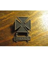 Ejército de Estados Unidos Cruz Hierro Pin - EE.UU. Militar Solapa Emble... - $20.68