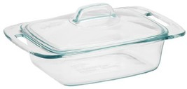 Pyrex Easy Grab 2-Quart Casserole Glass Bakeware Dish with Glass Lid - $23.70