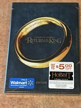 Lord of the Rings: Return of the King (DVD, 2-Disc Extended Edition) NEW... - $6.08
