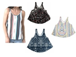 Billabong Junior Women's Tank Top Sleeveless Shirt Fashion Styles