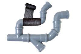 Exhaust Repair Wrap Waterproof Bandage Pipe Leak Tape Quick Steel Plumbing Hose image 10